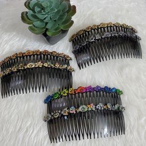 """5"""" Sea Beach Theme Hair Combs"""